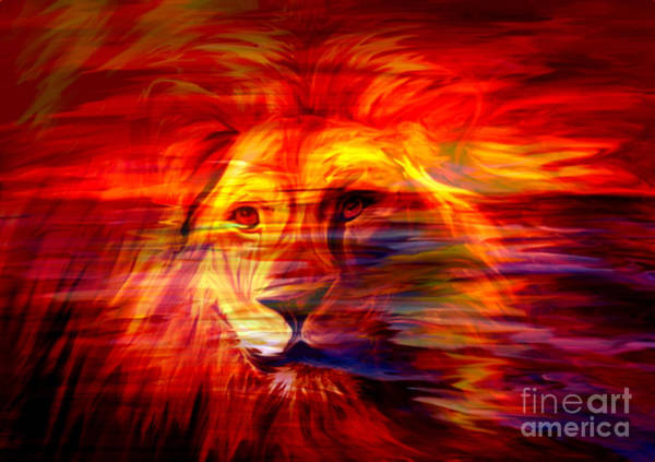 Painting - King Of Glory by Pam Herrick