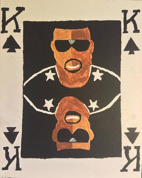 Wall Art - Painting - King Of Kanye by Cameron Bales