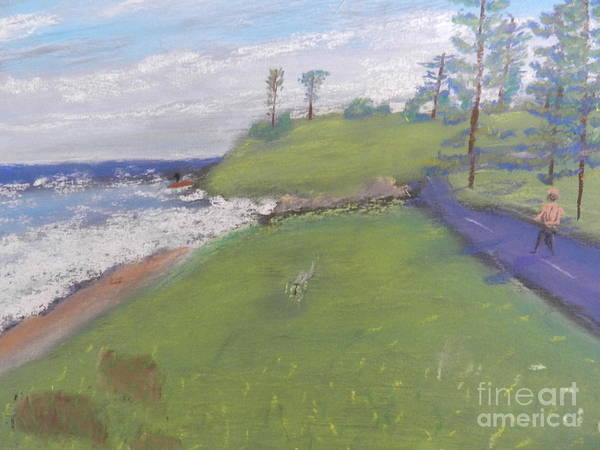 Wall Art - Painting - King Tide by Pamela Meredith