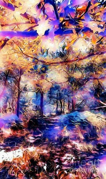 Digital Art - Kingdom Of Ignarook by Abbie Shores