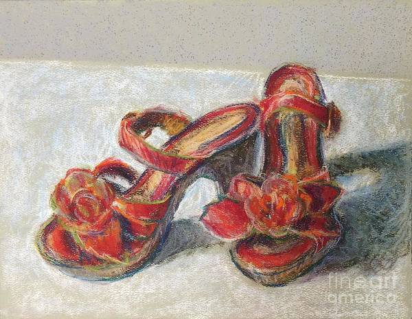 Pastel - Kingdom Shoes by Lisa DuBois