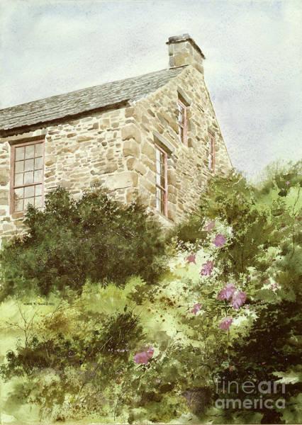 Painting - Kings Landing Roses by Monte Toon