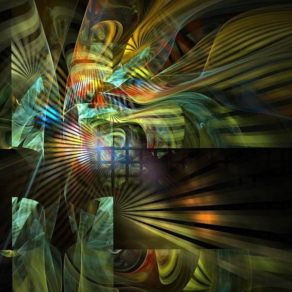 Wall Art - Digital Art - Kings Ransom by NirvanaBlues