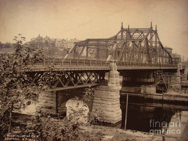 Photograph - Kingsbridge, 1903 by Cole Thompson