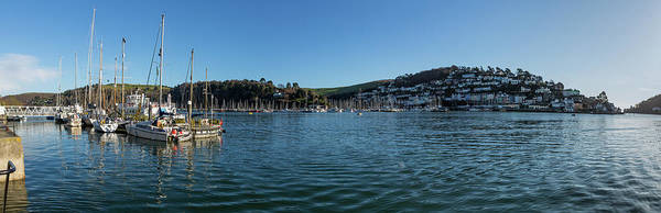Photograph - Kingswear From Dartmouth by Maggie McCall
