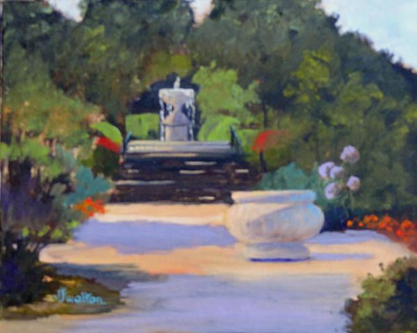 Painting - Kingwood Terrace by Judy Fischer Walton