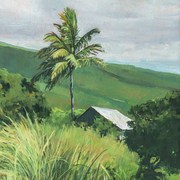 Wall Art - Painting - Kipahulu Off The Grid by Stacy Vosberg