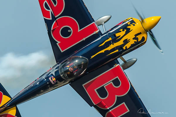 Photograph - Kirby Chambliss 8577 by Dan Beauvais