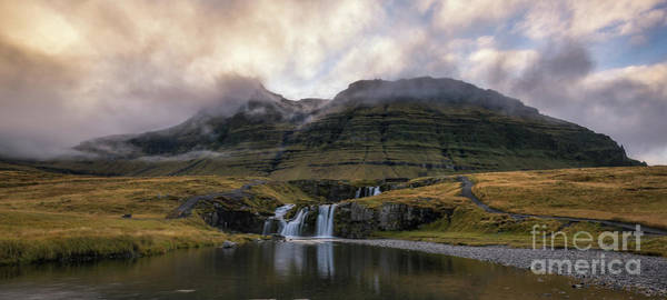 Photograph - Kirkjufellfoss  by Michael Ver Sprill