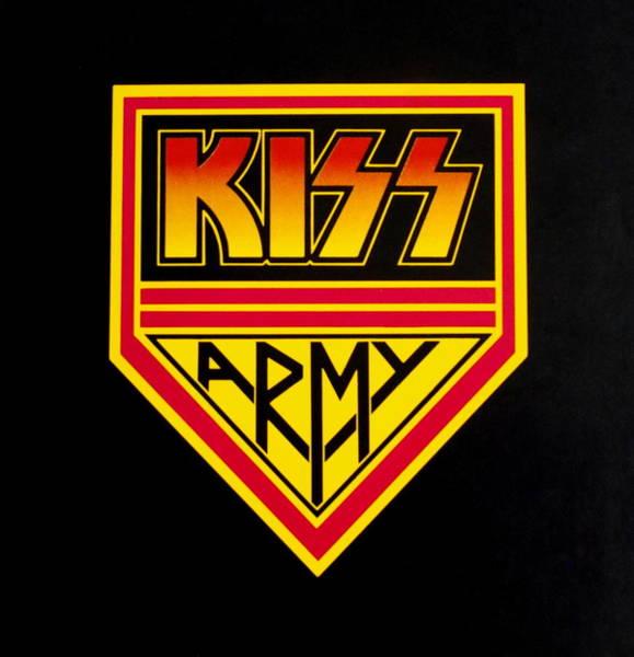 Wall Art - Photograph - Kiss Army by Kevin B Bohner