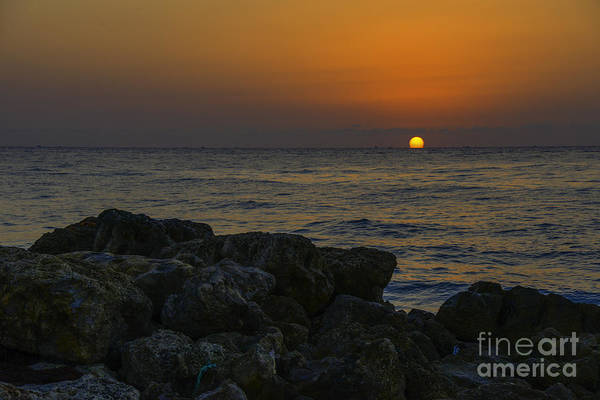 Tequila Sunrise Photograph - Kiss The Day by Amanda Sinco