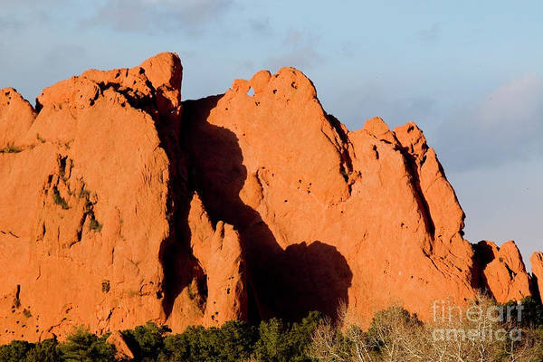 Photograph - Kissing Camels Formation At Garden Of The Gods by Steve Krull