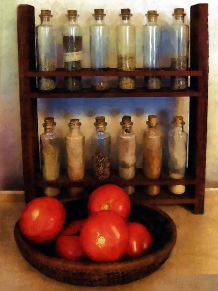 Painting - Kitchen Alchemy by RC DeWinter