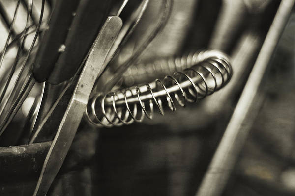 Platinum Photograph - Kitchen Chaos by Susan Capuano