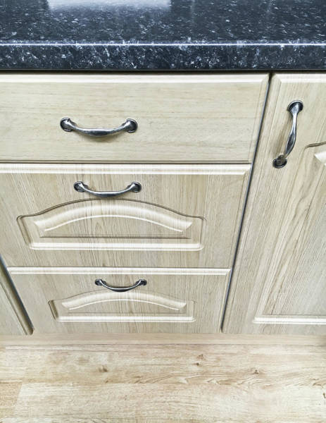 Cabinet Photograph - Kitchen Cupboards by Tom Gowanlock