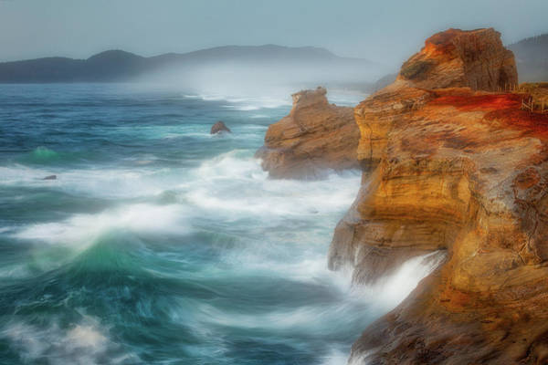 Photograph - Kiwanda Mist by Darren White