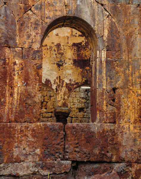 Photograph - Near Guzelyurt - Kizil Kilise - Layers by Mark Forte