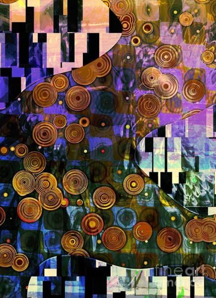 Wall Art - Digital Art - Kllimt Inspired IIi by Amanda Moore