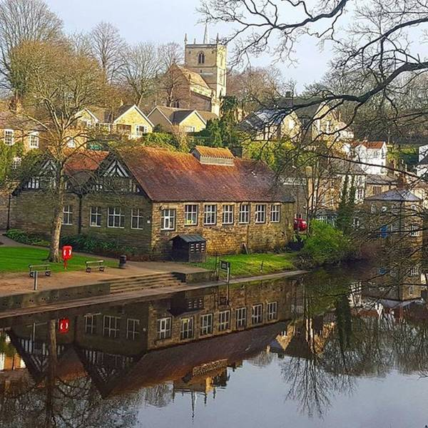 Wall Art - Photograph - #knaresborough Looking Stunning. Such by Dante Harker