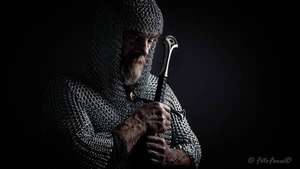 Photograph - Knight by Alexander Fedin