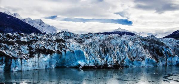 Anchorage Photograph - Knik Glacier by Pelo Blanco Photo