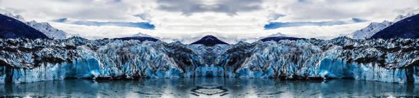 Anchorage Photograph - Knik Glacier Reflection by Pelo Blanco Photo