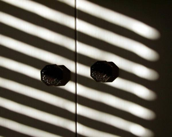 Photograph - Knobs And Shadows by Patricia Strand