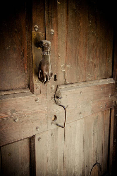 Photograph - Knock Knock by Jason Smith