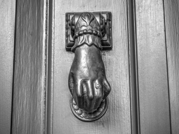 Photograph - Knock Knock by Michael Colgate