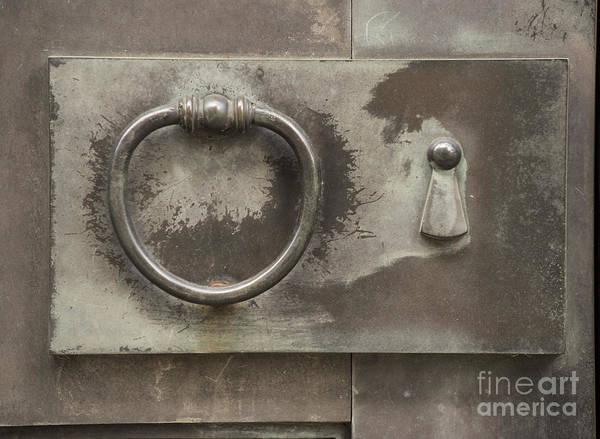 Wall Art - Photograph - Knocker by Juli Scalzi