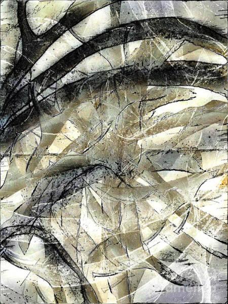 Painting - Knotty by Vicki Ferrari