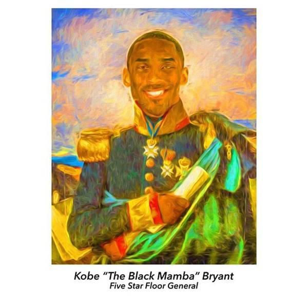 Wall Art - Photograph - Kobe Bryant. #thankskobe #kobe by David Haskett II