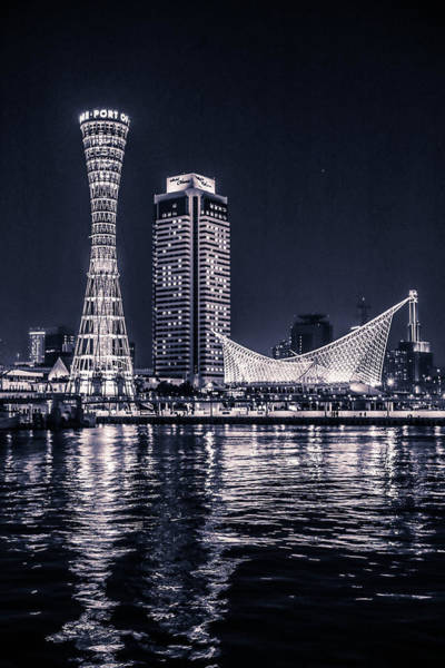 Wall Art - Photograph - Kobe Tower by Hyuntae Kim