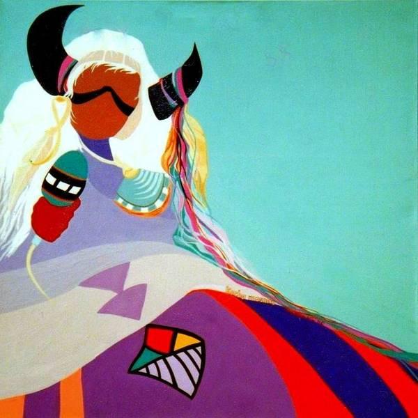 Painting - Kocha Mosairu by Marlene Burns