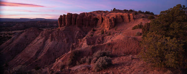 Wall Art - Photograph - Kodachrome Basin State Park Utah Sunset by Steve Gadomski