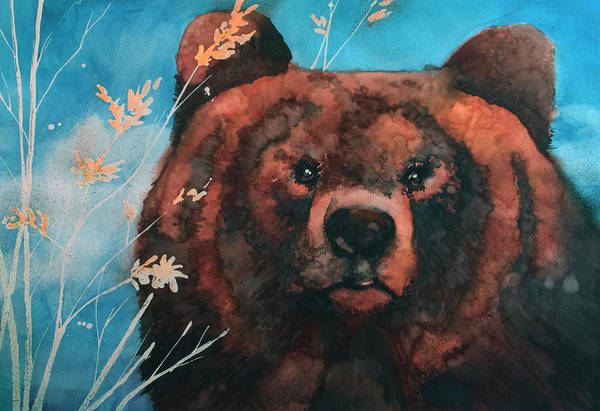 Painting - Kodiak by Sean Parnell