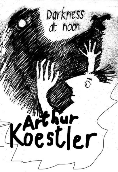 Koestler Darkness At Noon Poster  Art Print
