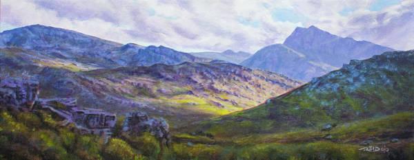 Painting - Kogelberg by Christopher Reid