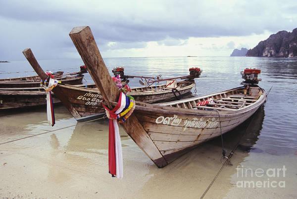 Koh Phi Phi Wall Art - Photograph - Koh Phi Phi by Bill Brennan - Printscapes