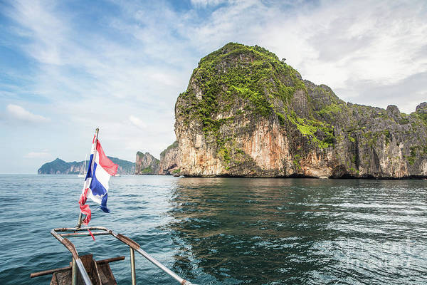 Photograph - Koh Phi Phi In Thailand by Didier Marti