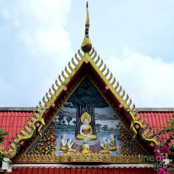 Koh Samui Photograph - Koh Samui Big Buddha 2 by Randall Weidner