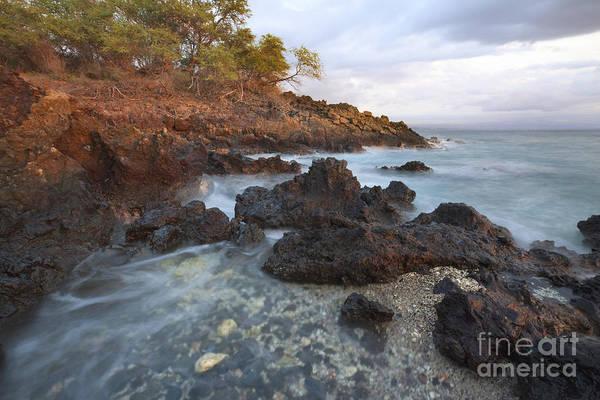 Photograph - Kohala Coast Seascape by Charmian Vistaunet