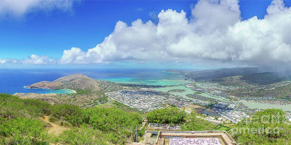 Photograph - Kokohead Oahu, Hawaii by Hans- Juergen Leschmann
