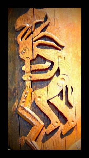 Ossipee Wall Art - Photograph - Kokopelli by Karen Cook