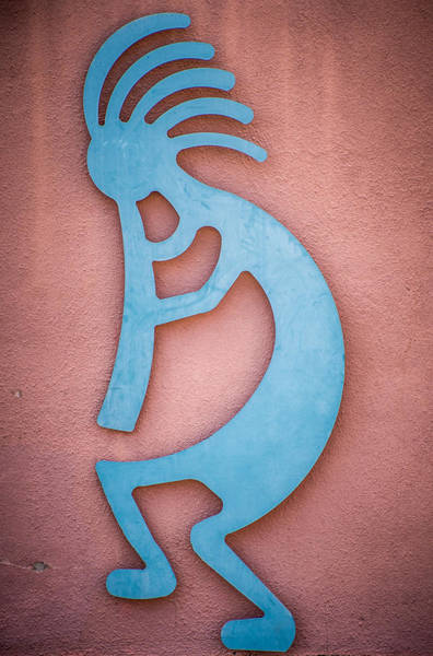 Kokopelli Photograph - Kokopelli by Lisa Goodwin