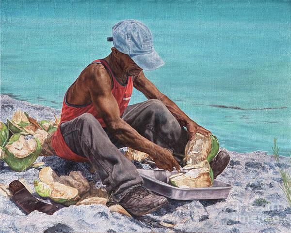 Painting - Kokoye II by Roshanne Minnis-Eyma