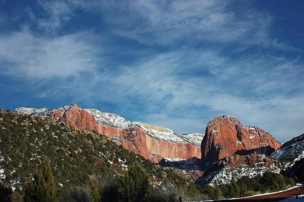 Photograph - Kolob Canyon by Jessica Tabora