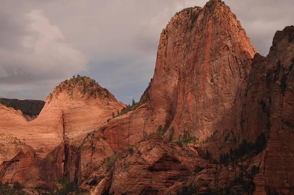 Photograph - Kolob Canyon Zion National Park by Frank Madia