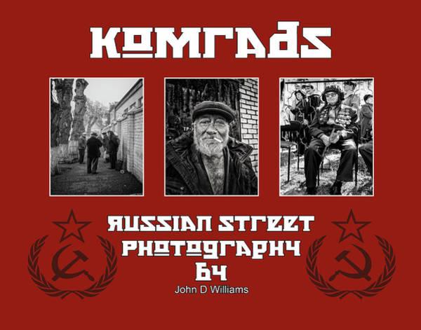 Photograph - Komrads by John Williams