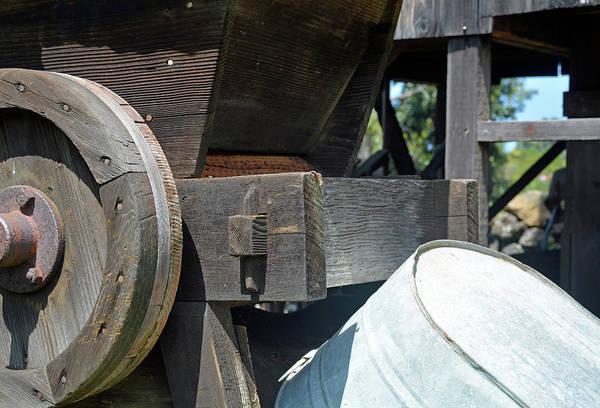 Photograph - Kona Coffee Living History Farm Equipment by Bruce Gourley